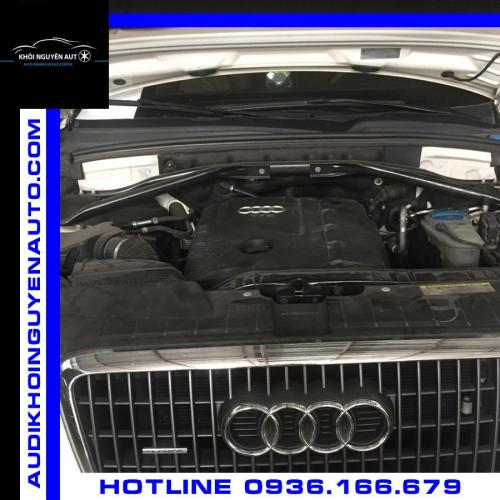 bảo trì xe Audi tphcm