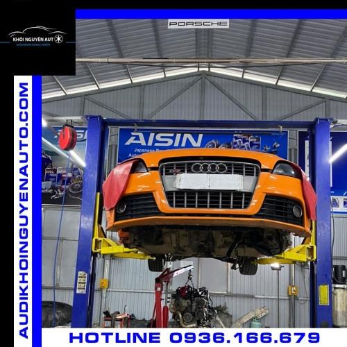 địa chỉ sửa xe Audi tphcm